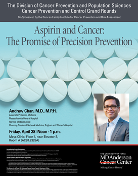 Aspirin and Cancer: The Promise of Precision Prevention