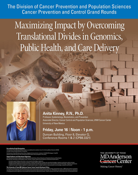 Maximizing Impact by Overcoming Translational Divides in Genomics, Public Health, and Care Delivery