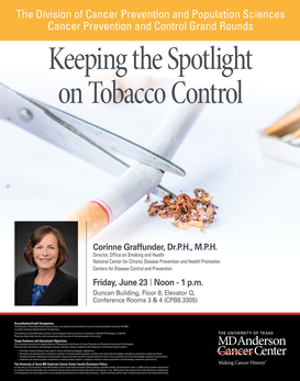 Keeping the Spotlight on Tobacco Control