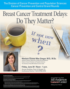 Breast Cancer Treatment Delays: Do They Matter?