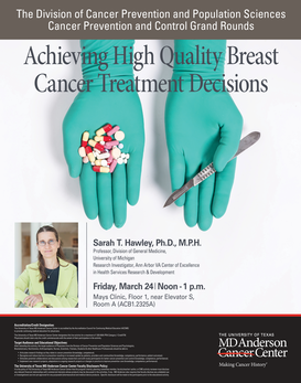 Achieving High Quality Breast Cancer Treatment Decisions