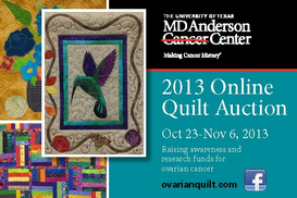 2013 Online Quilt Auction