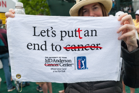 MD Anderson @ The Shell Houston Open