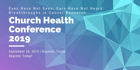 2019 Church Health Conference