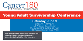 Cancer180 Young Adult Surviovorship Conference