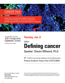 CancerTalk: Translating Complex Science through Simple Conversations