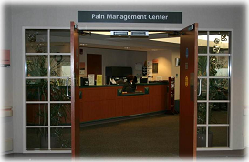 Pain Management Center Open House
