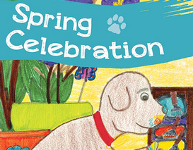 Children's Art Project Spring Celebration with Buster's Friends at Uptown Park Boutique