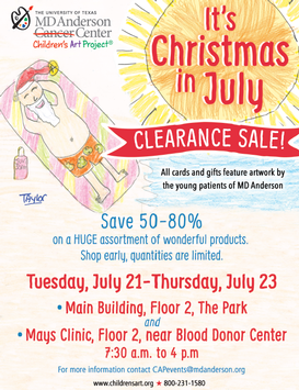 Children's Art Project Clearance Sale - TWO LOCATIONS - MD ...