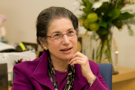 2014 Charles A. LeMaistre Lecture in Oncology and Cancer Prevention: Dr. Patricia Ganz