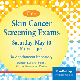 Free Skin Cancer Screening Exams