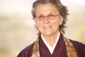 Friends of Integrative Medicine Present Roshi Joan Halifax, PhD