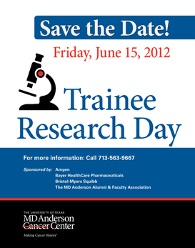 Trainee Research Day