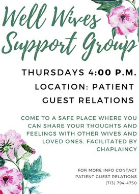 Well Wives Support Group
