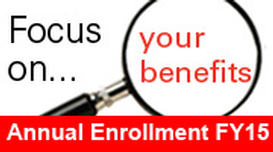 Annual Enrollment Benefits Fair