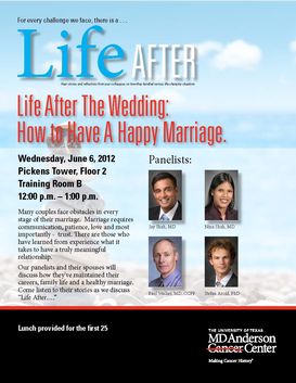 Life After The Wedding:  How to Have a Happy Marriage