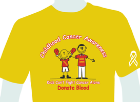 Childhood Cancer Awareness Blood Drive