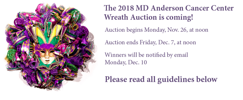 Adopt A Patientfamily Wreath Auction