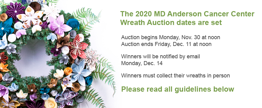 The Great Christmas Light Fight 2020 Aromin Adopt a Patient/Family Wreath Auction