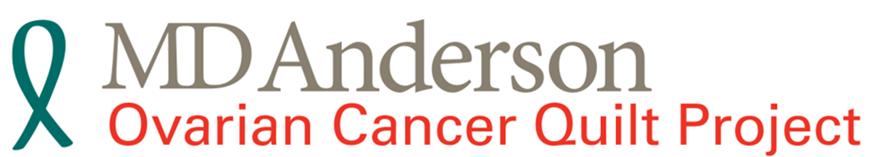 ovarian cancer quilt auction giardia la microscop