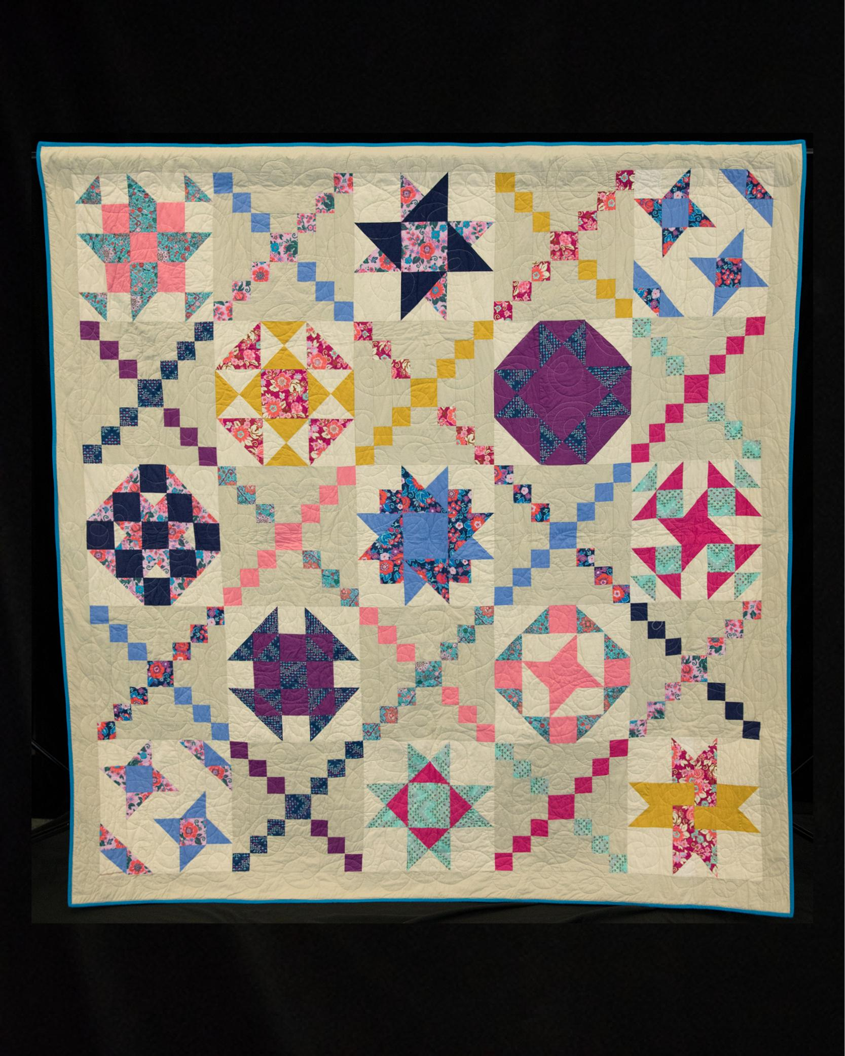 Ovarian Cancer Quilt Project S Online Auction 2019 For Keeps Nj